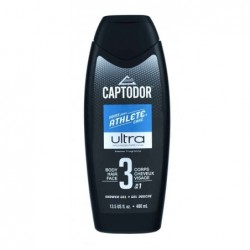 Gel douche Captodor Ultra